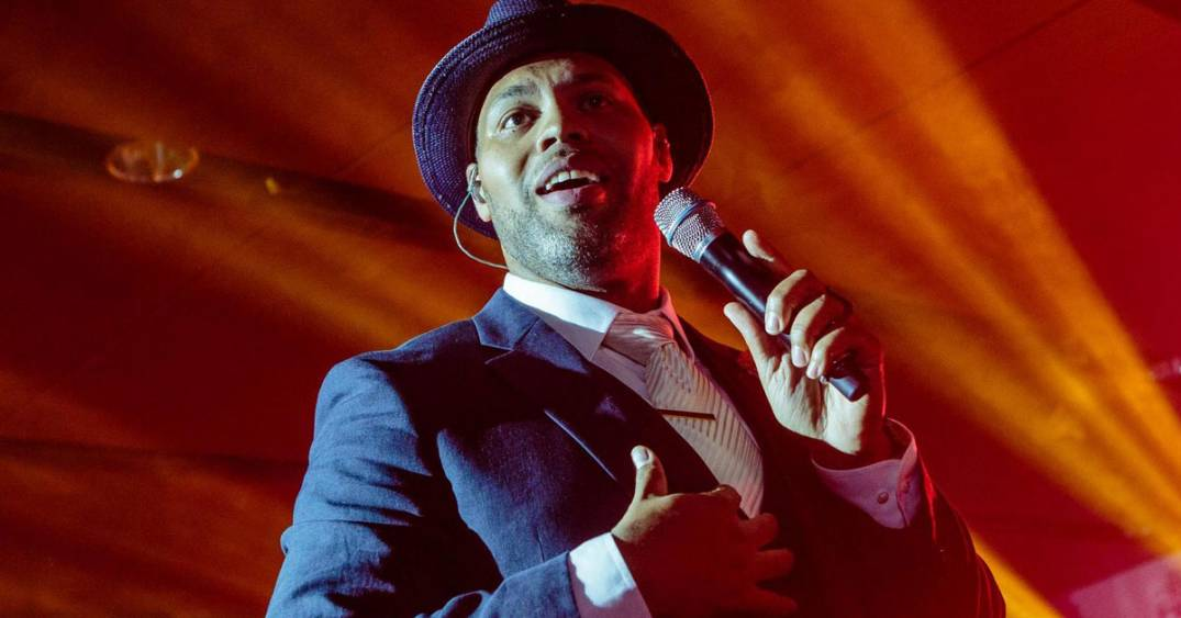 Eric Roberson - Live Performance Review