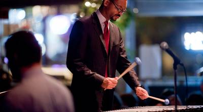 Jason Marsalis and The 21st century Trad Band