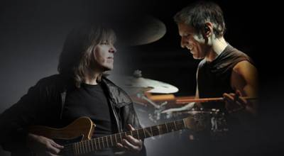 Mike Stern and Dave Weckl Quartet